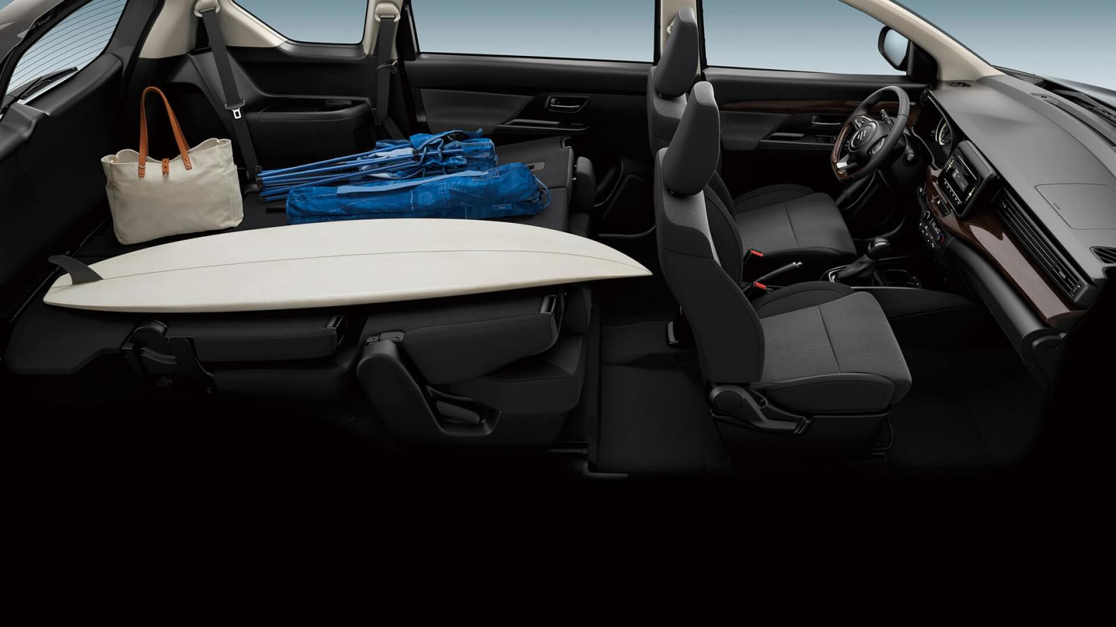 Suzuki Ertiga GLX 2021 resena opiniones