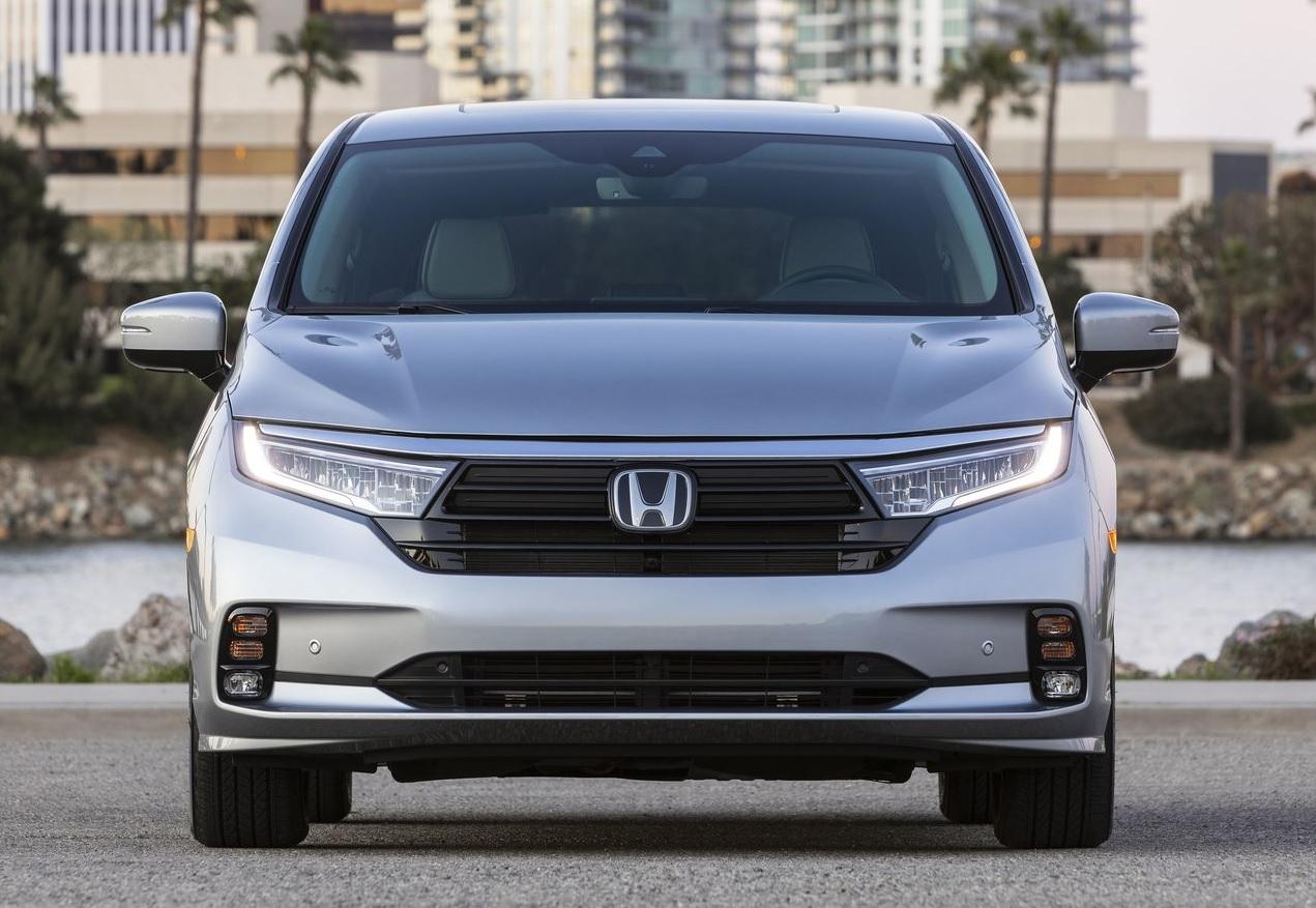 Honda Odyssey Touring 2021 resena opiniones