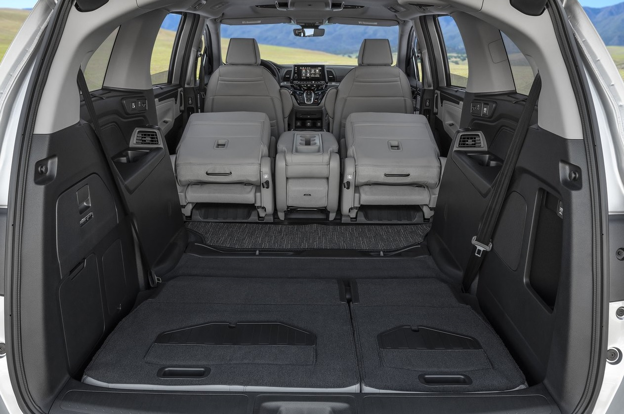 Honda Odyssey precio 3