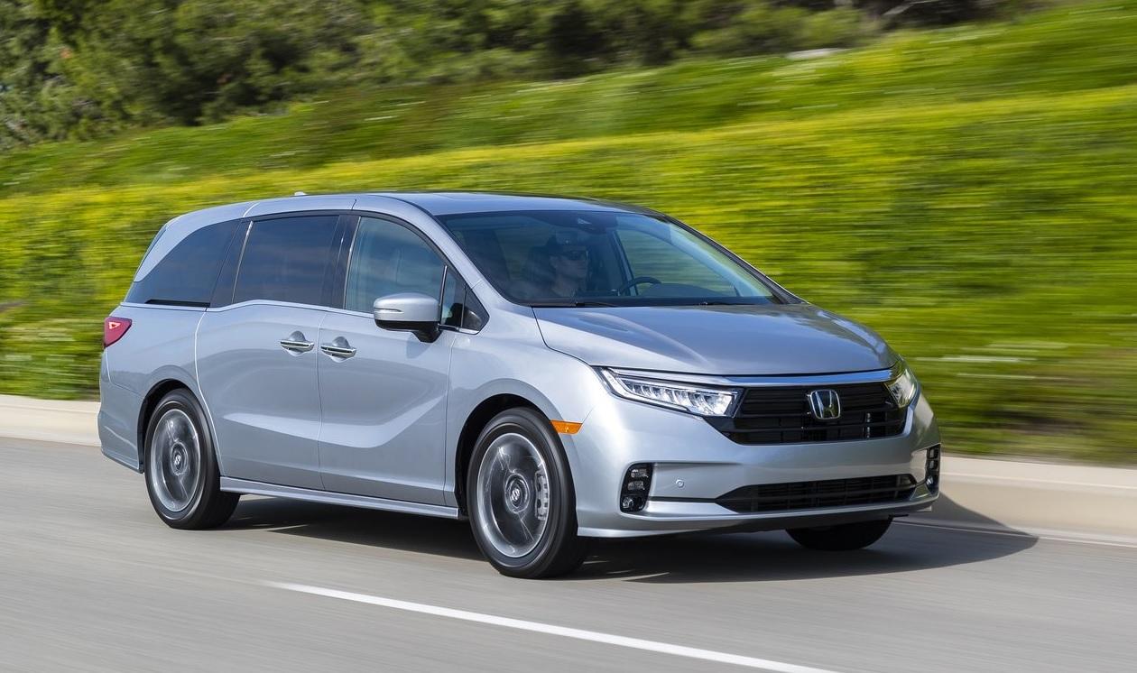 Honda Odyssey precio 7