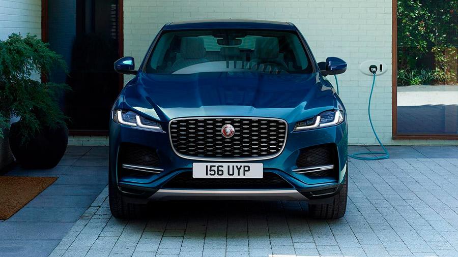SUV de lujo: La Jaguar F-Pace prioriza la conducción deportiva