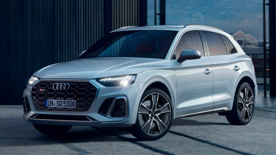 SUV de lujo: La Audi Q5 es una de las SUV más populares de su categoría