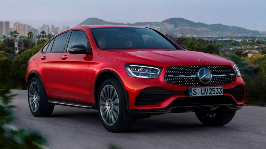 SUV de lujo: La Mercedes-Benz GLC es una de las alternativas más competentes
