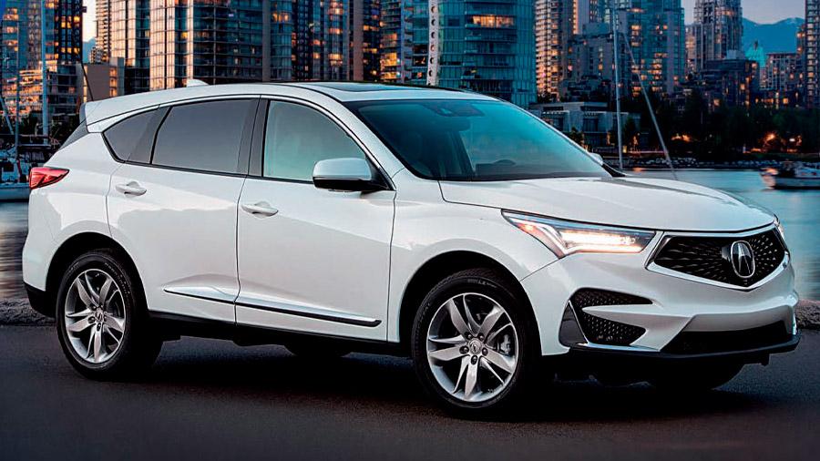 SUV de lujo: La Acura RDX es una camioneta muy expresiva en materia de diseño y el apartado de la conducción