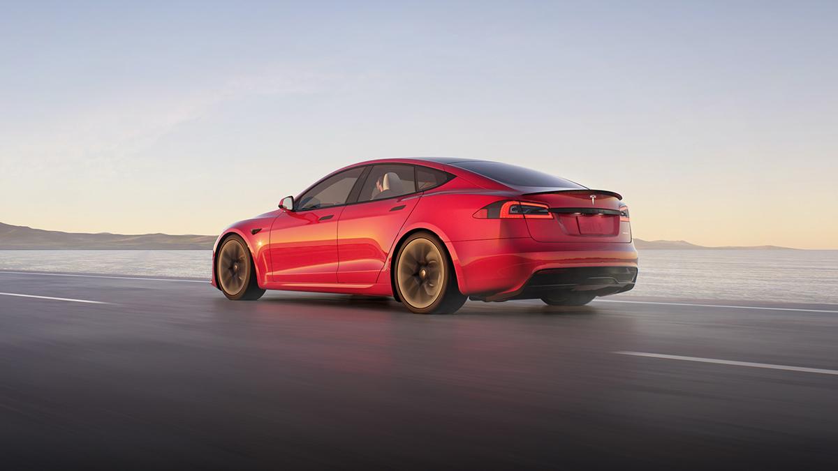Tesla Model S Plaid+ 2021 resena opiniones