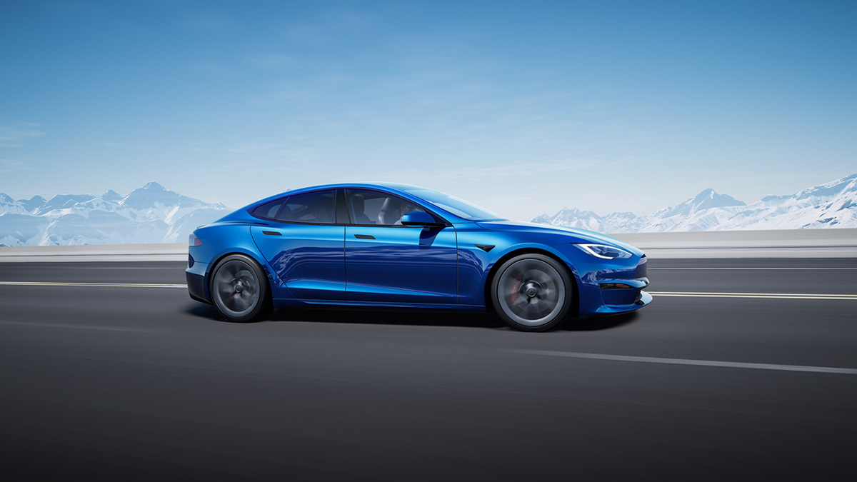 autos eléctricos - Tesla Model S