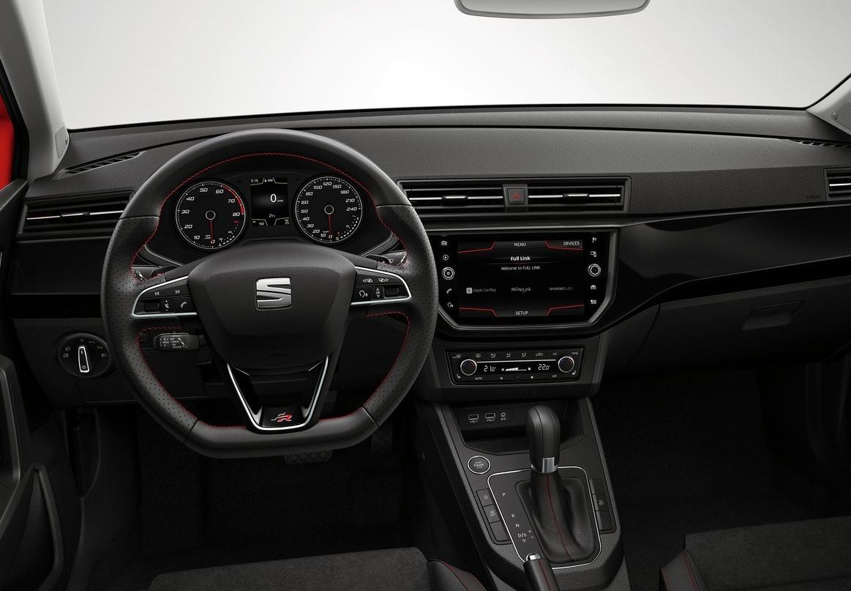 Comparativa: Kia Rio Hatchback S Pack MT 2021 vs SEAT Ibiza FR 1.6 TM 2021