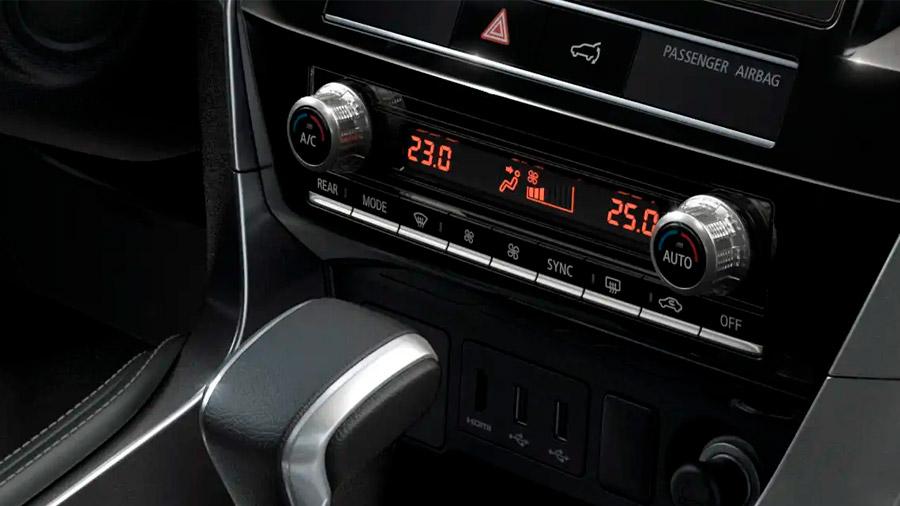 La distribución y diseño de los botones facilitan el acceso a las diferentes funciones