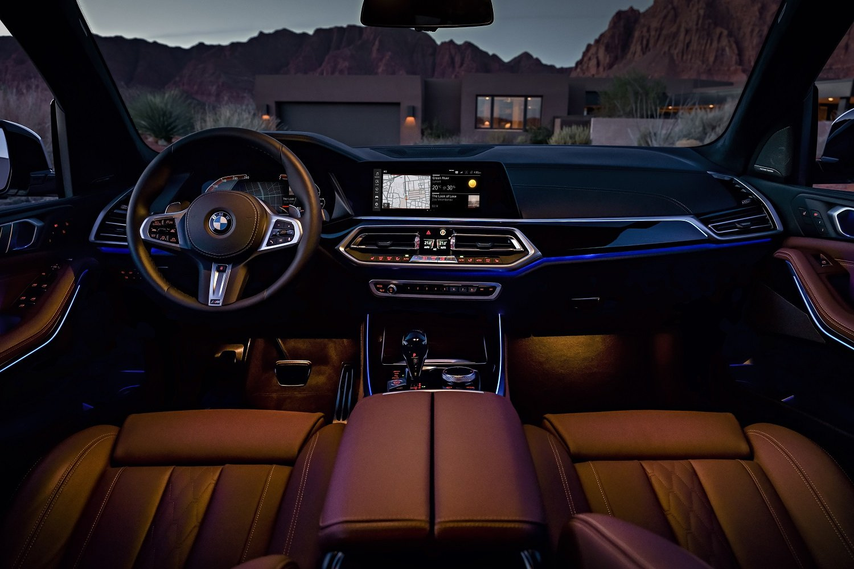 BMW X5 M50i 2021