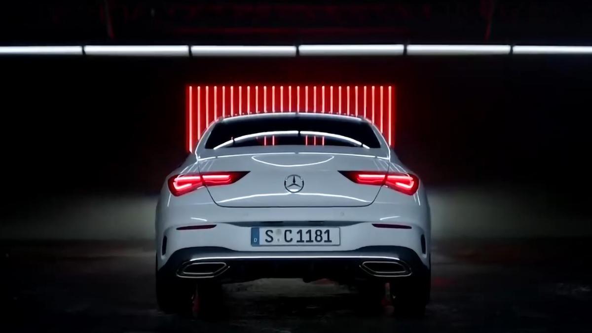 Mercedes-Benz Clase CLA 2021