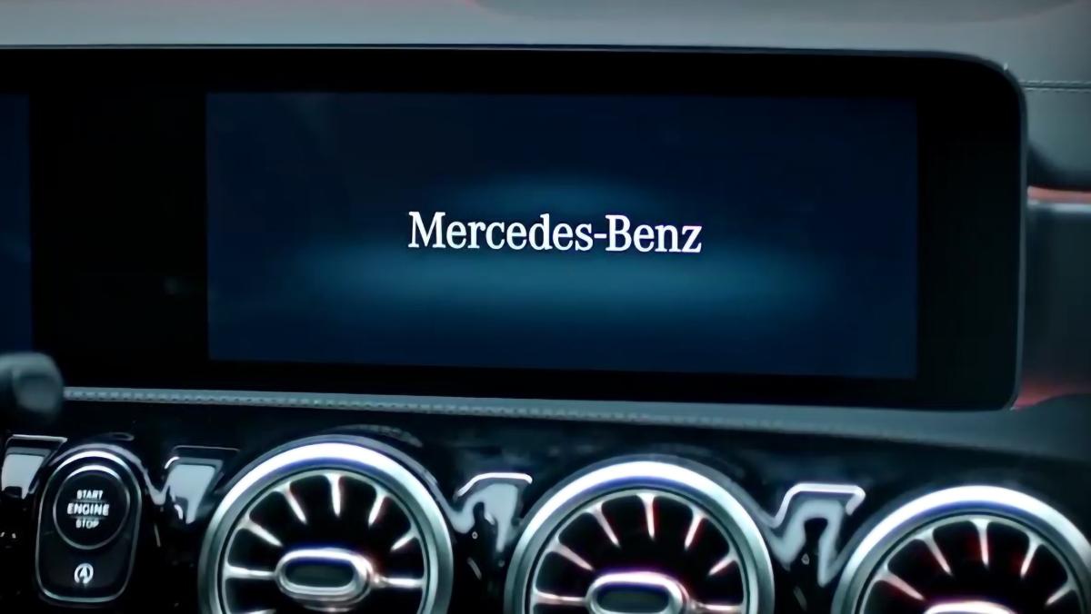 MBUX Mercedes-Benz Clase CLA