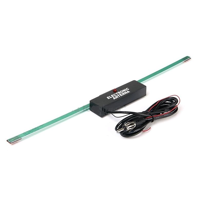 Antena eléctrónica para auto