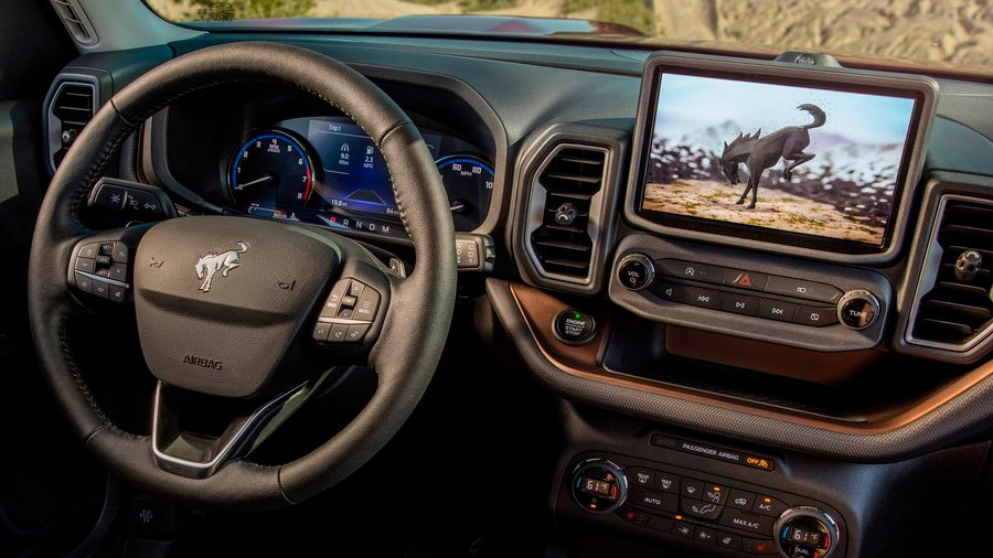 Ford confía en que esta alianza le permitirá tener un sistema de infotenimiento más completo y conectado