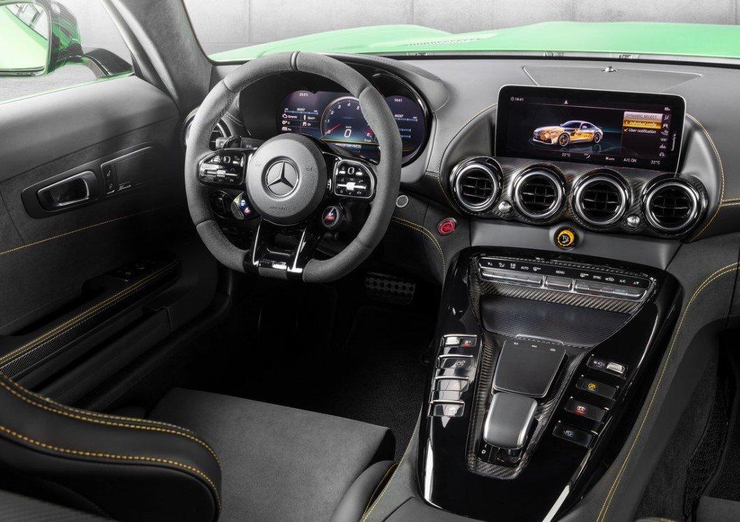 Mercedes-AMG GT R Coupé 2021