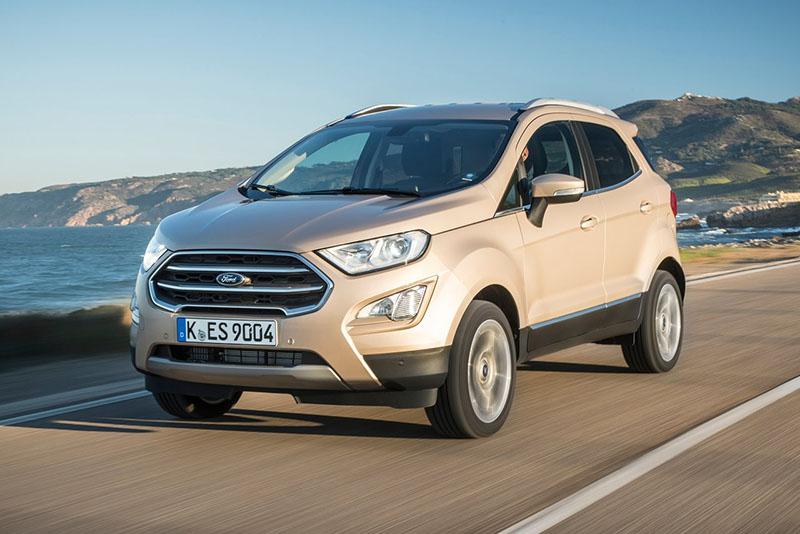 Segmentos de SUV - Ford EcoSport