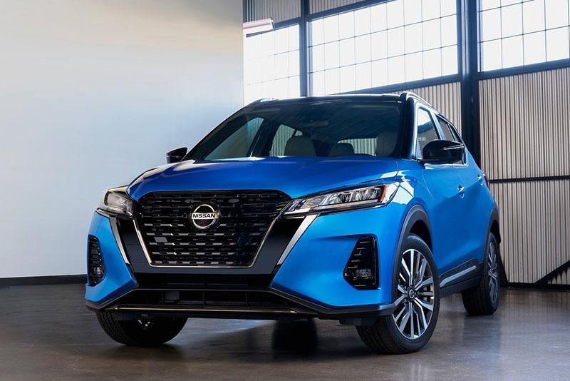 Segmentos de SUV - Nissan Kicks 2021
