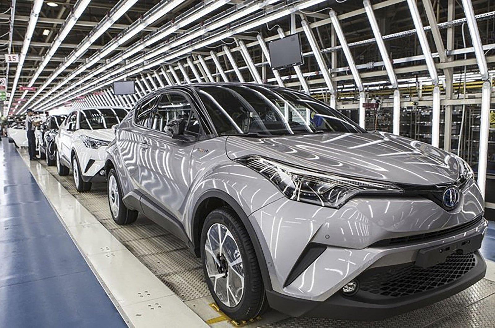 Toyota planta Japón
