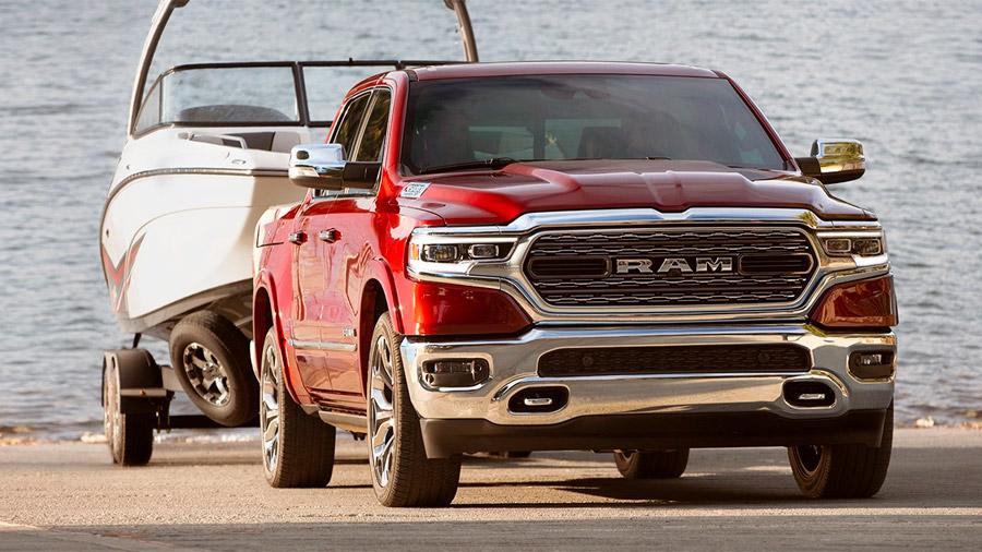 Es una camioneta con una sólida interpretación del lujo y una conducción poderosa