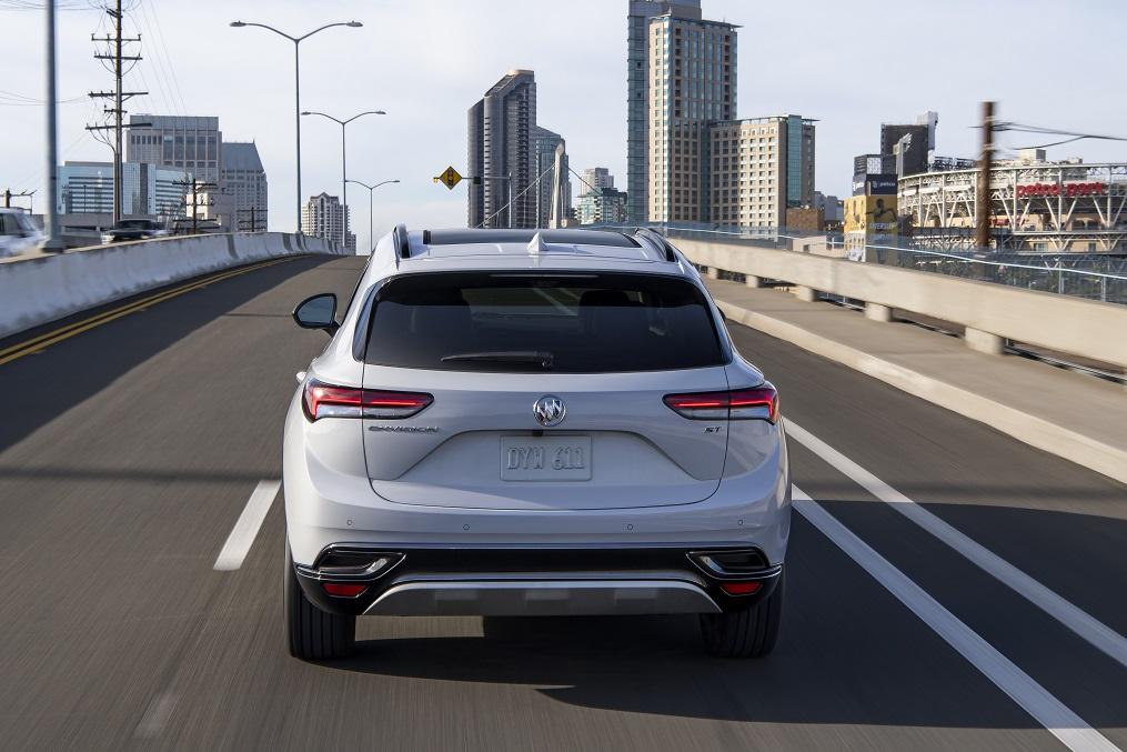 Buick Envision Avenir 2021 resena opiniones