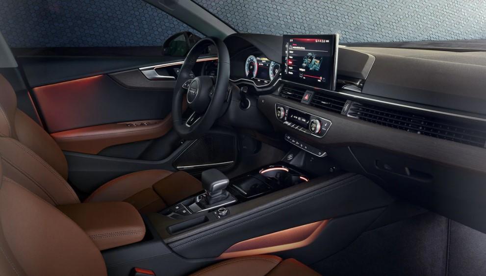 Audi A5 Sportback 40 TFSI S line 2021