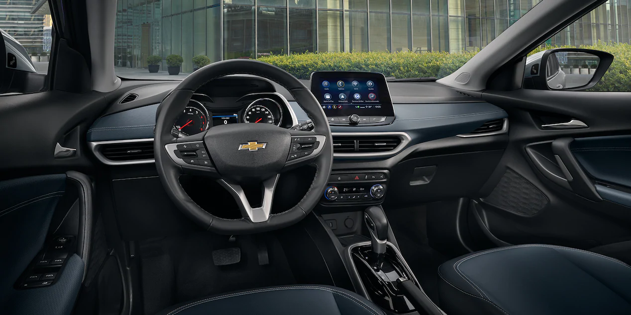 Chevrolet Tracker 3
