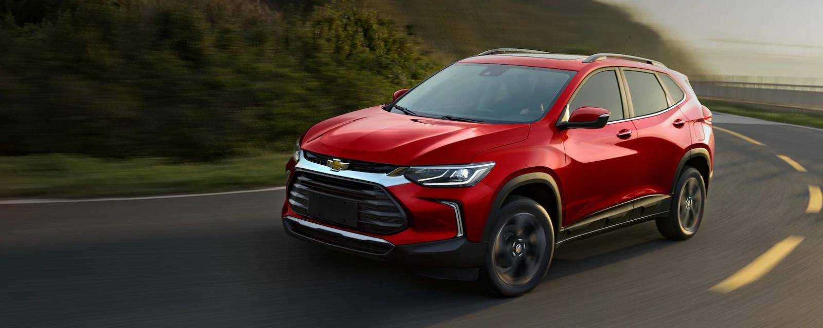 Chevrolet Tracker 5