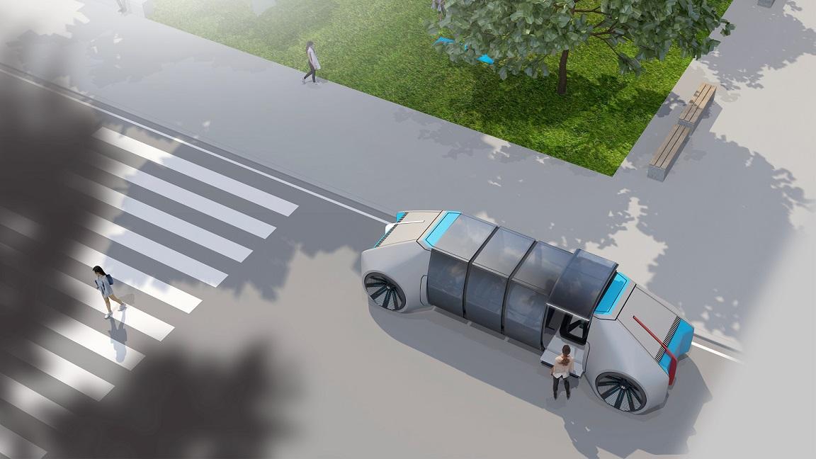Hyundai da una idea de cómo se moverá la 'Generación Z'