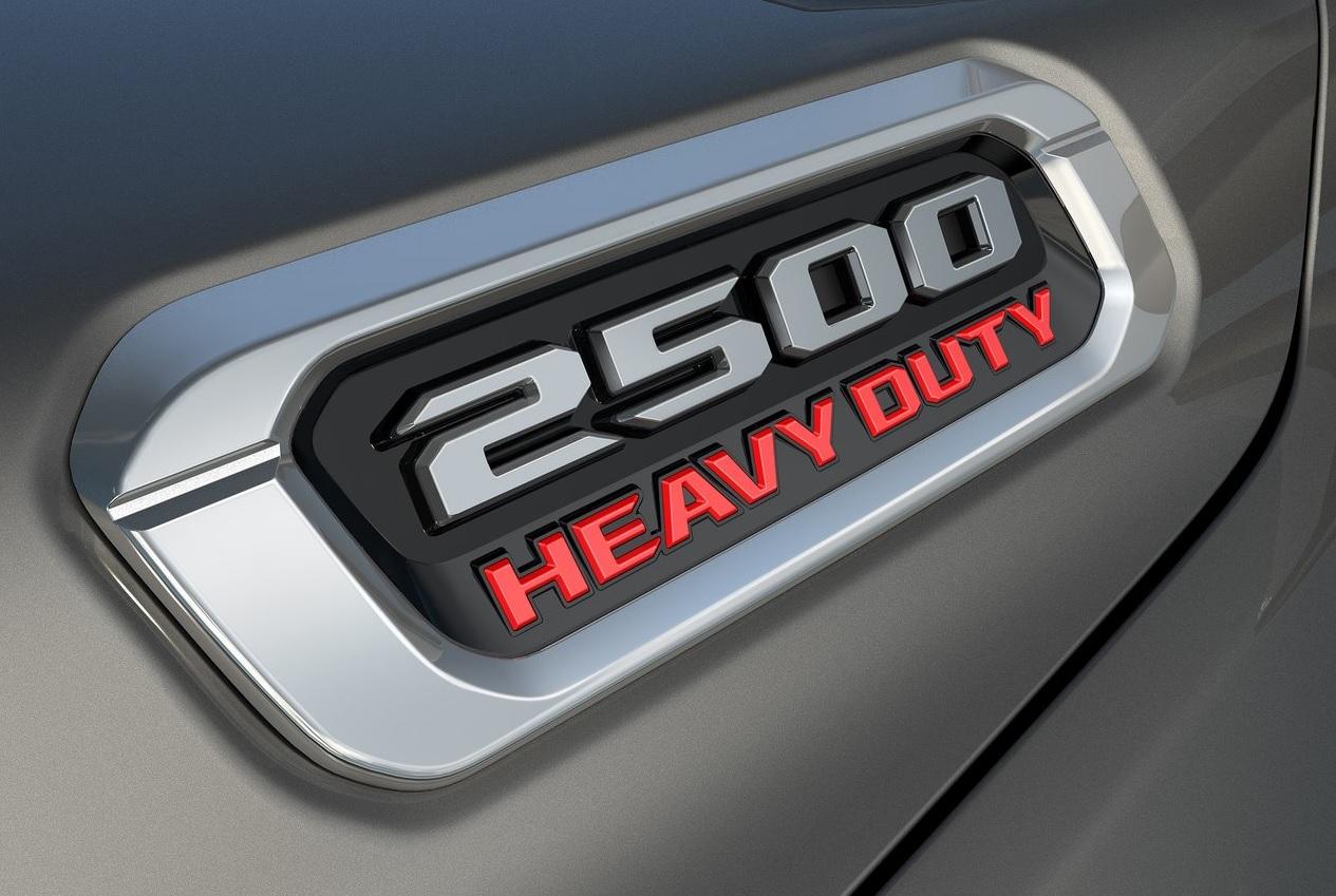 Ram 2500 HD Limited 2021 resena opiniones