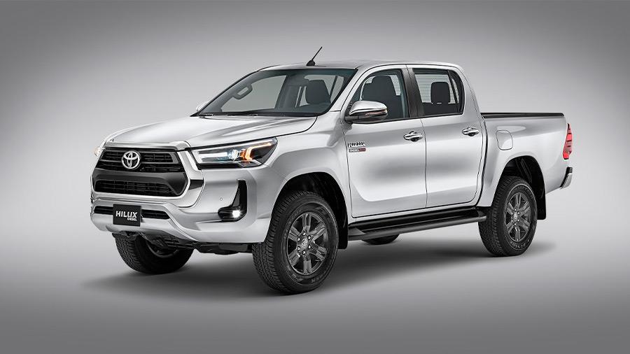 La Toyota Hilux es una de las pick up más populares para este tipo de conducción