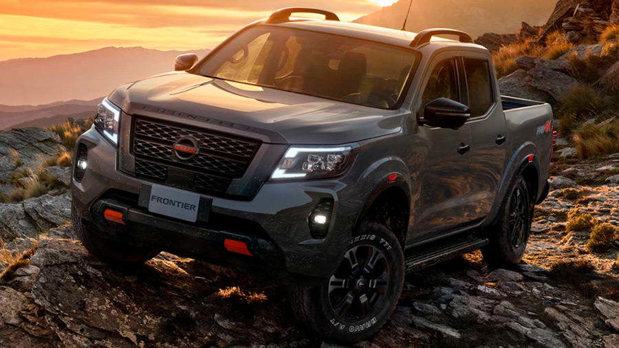 La actualización de la Nissan Frontier Pro-4x le dio mayor presencia estética a la pick-up