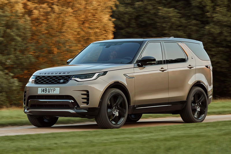 Land Rover Discovery R-Dynamic 2021 resena opiniones