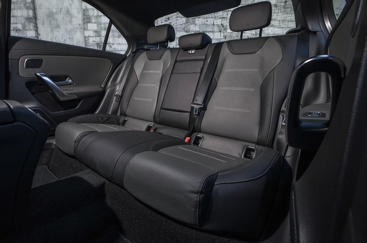 Mercedes-Benz A 200 Progressive Sedán 2021 resena opiniones