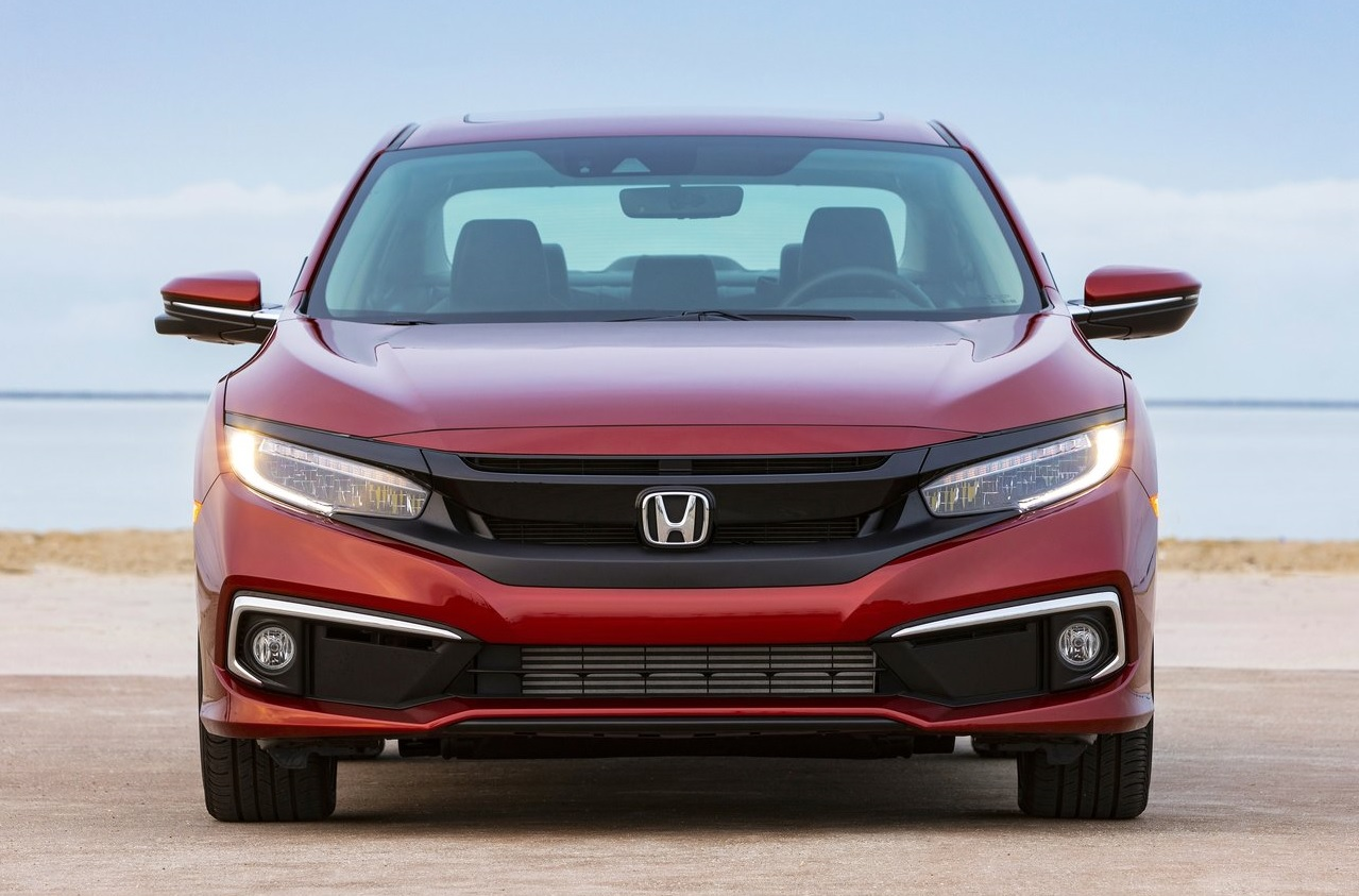 Honda Civic Touring 2021 resena opiniones