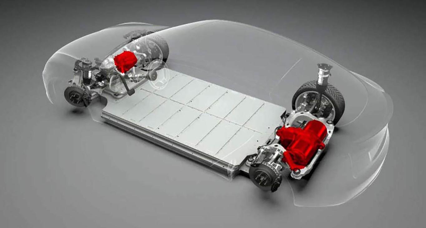 Tipos de motores: Motor eléctrico
