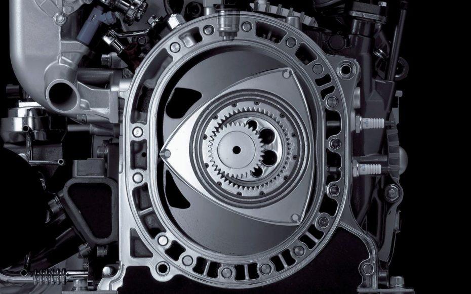Tipos de motores: Motor Wankel