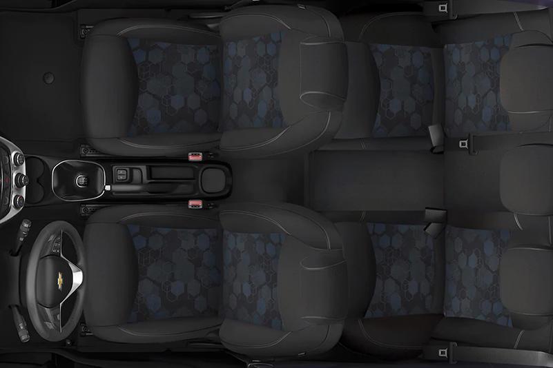 Chevrolet Spark LT Manual 2021 Hyundai Grand i10 HB GL TM 2021 comparativa