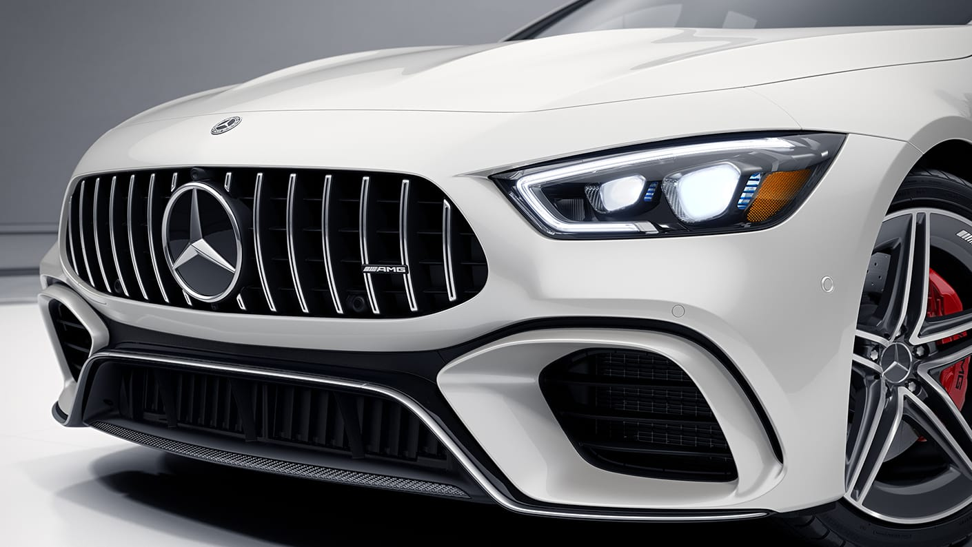 Mercedes-AMG GT 4-Door Coupé 2021 Reseña 2