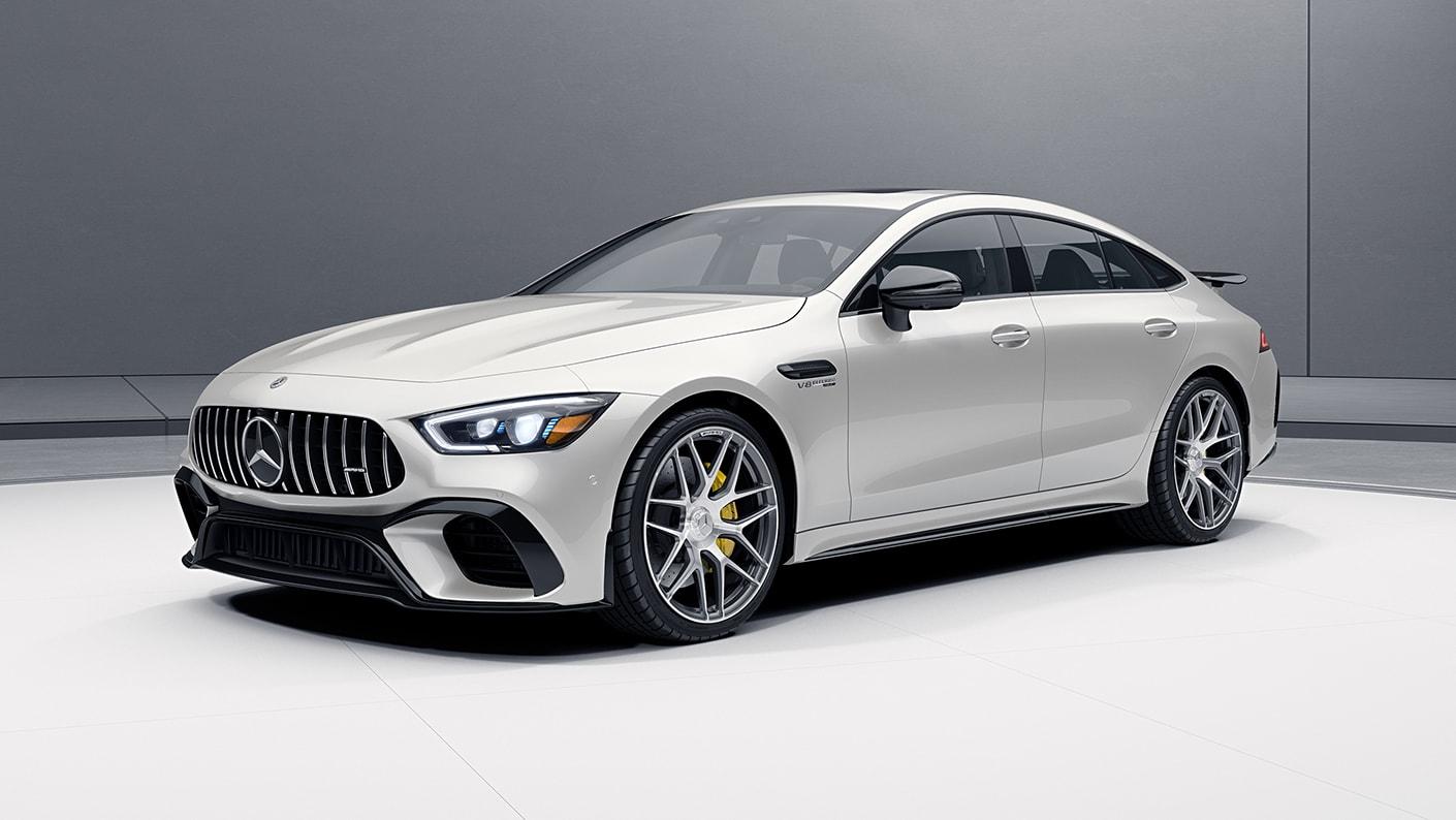 Mercedes-AMG GT 4-Door Coupé 2021 Reseña 3