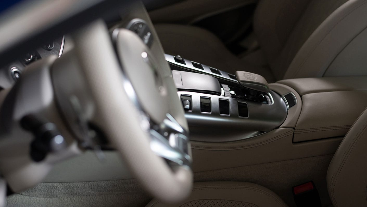 Mercedes-AMG GT 4-Door Coupé 2021 Reseña 5