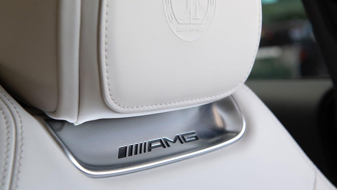 Mercedes-AMG GT 4-Door Coupé 2021 Reseña 6