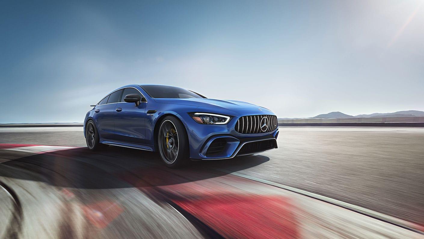Mercedes-AMG GT 4-Door Coupé 2021 Reseña 10