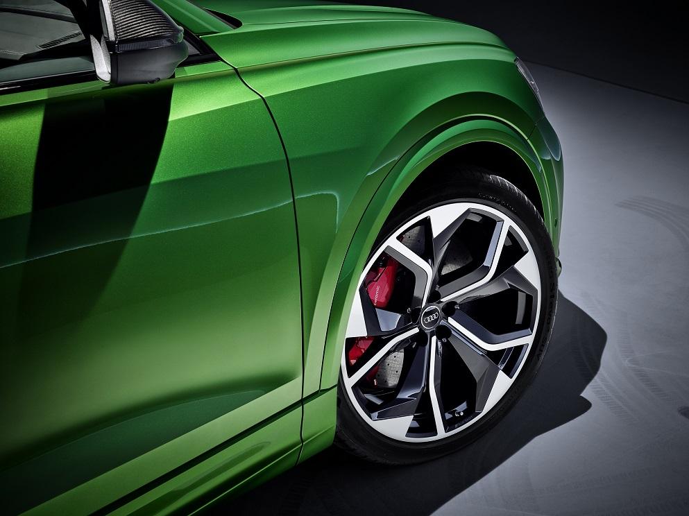 Audi RS Q8 2021 Reseña 9