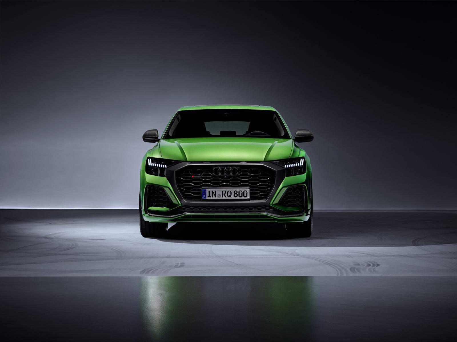 Audi RS Q8 2021 Reseña 2