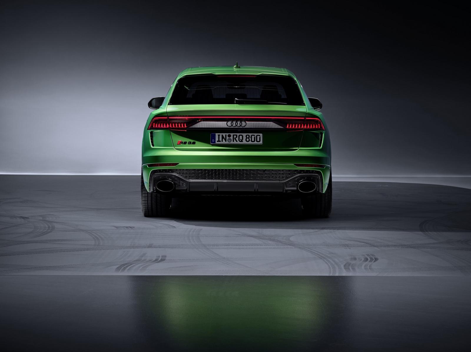 Audi RS Q8 2021 Reseña 4
