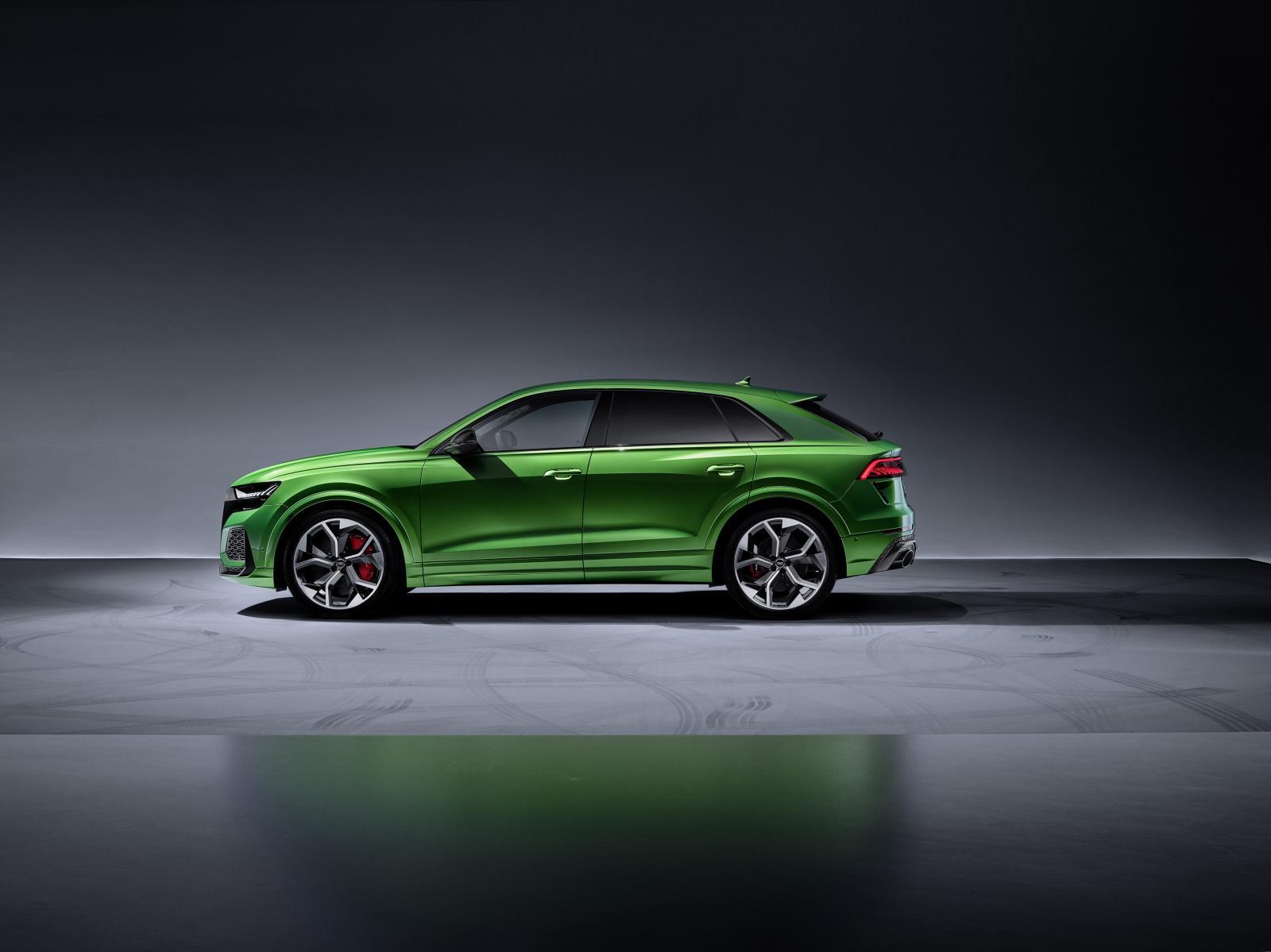 Audi RS Q8 2021 Reseña 3