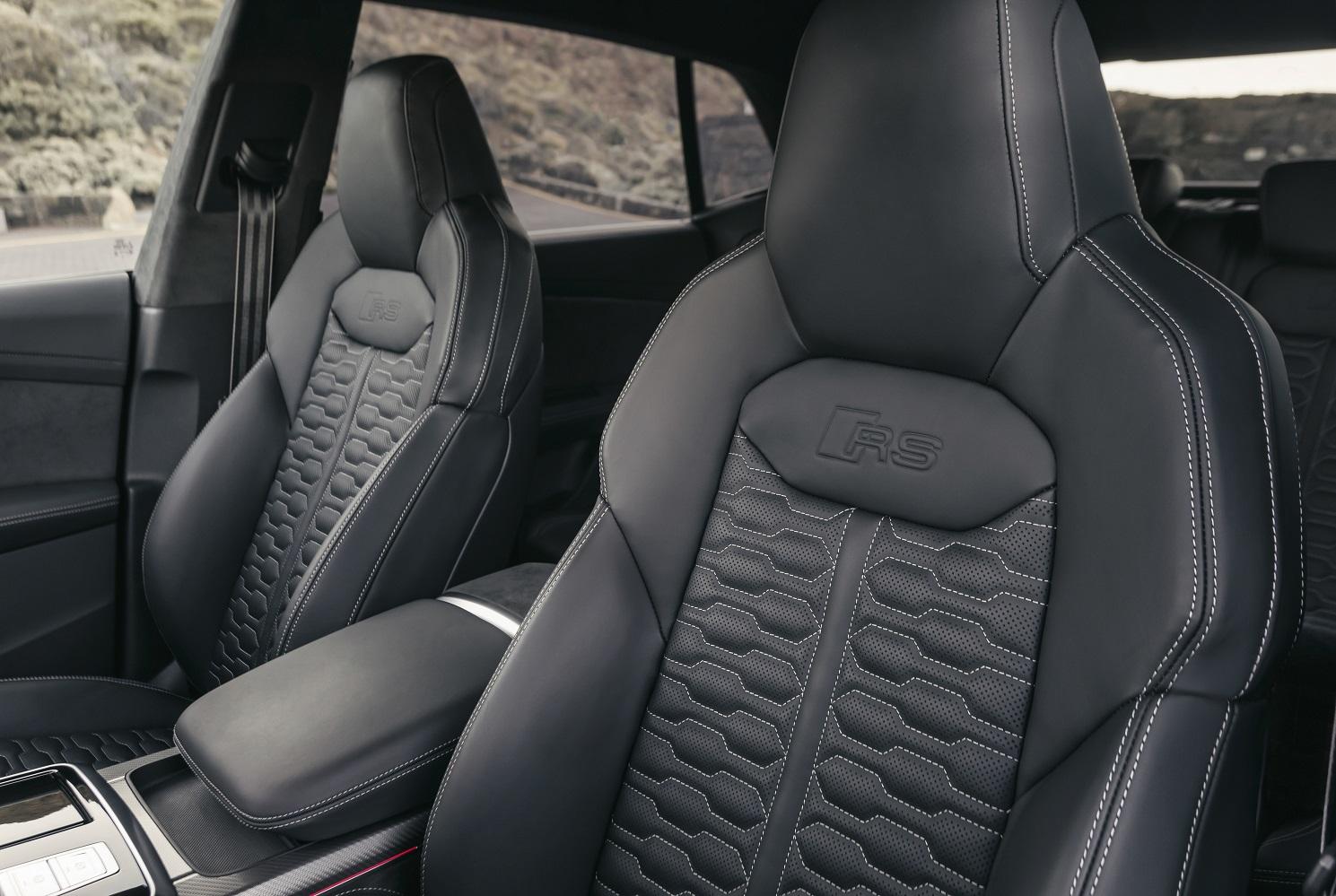 Audi RS Q8 2021 Reseña 6