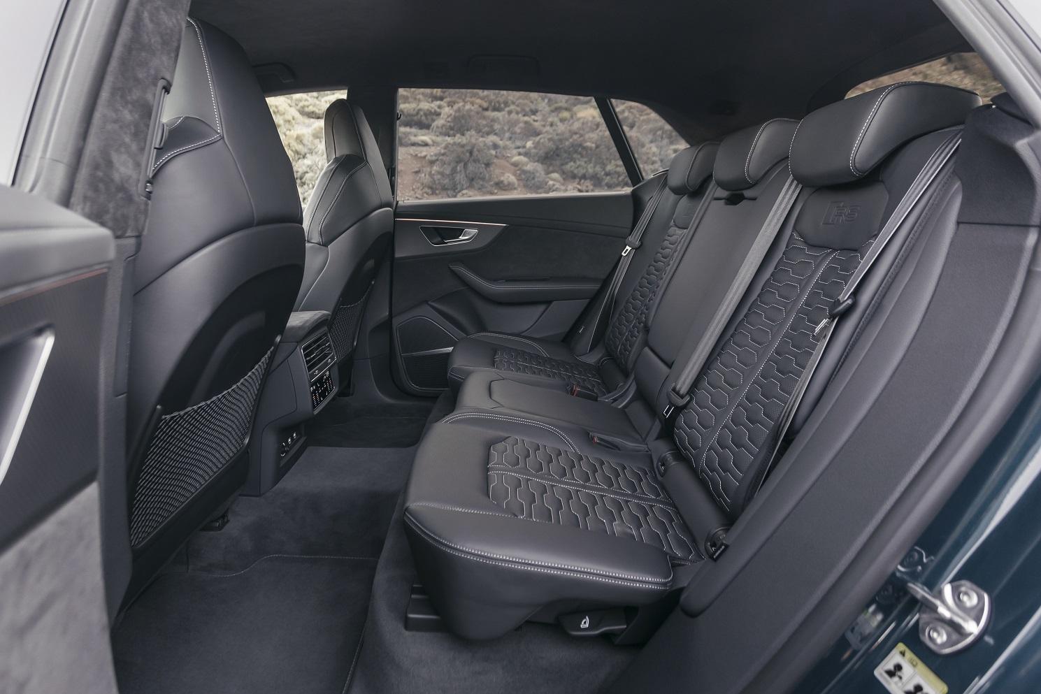 Audi RS Q8 2021 Reseña 7