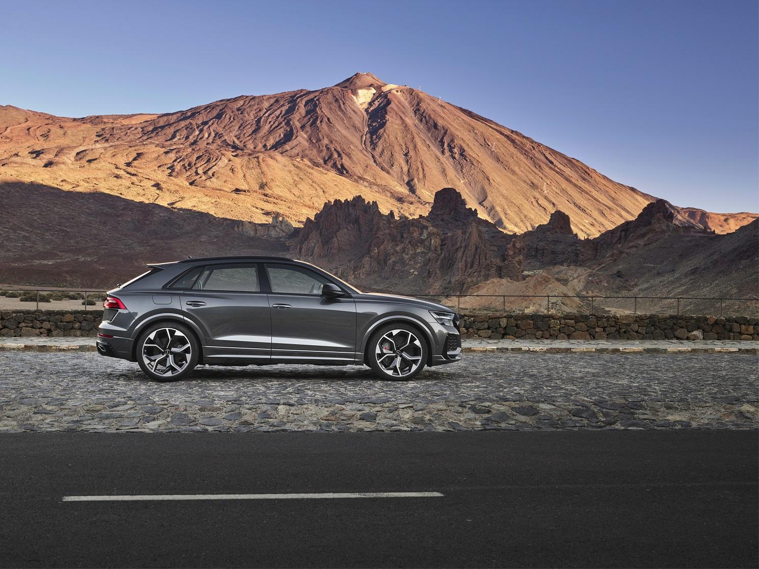 Audi RS Q8 2021 Reseña 11