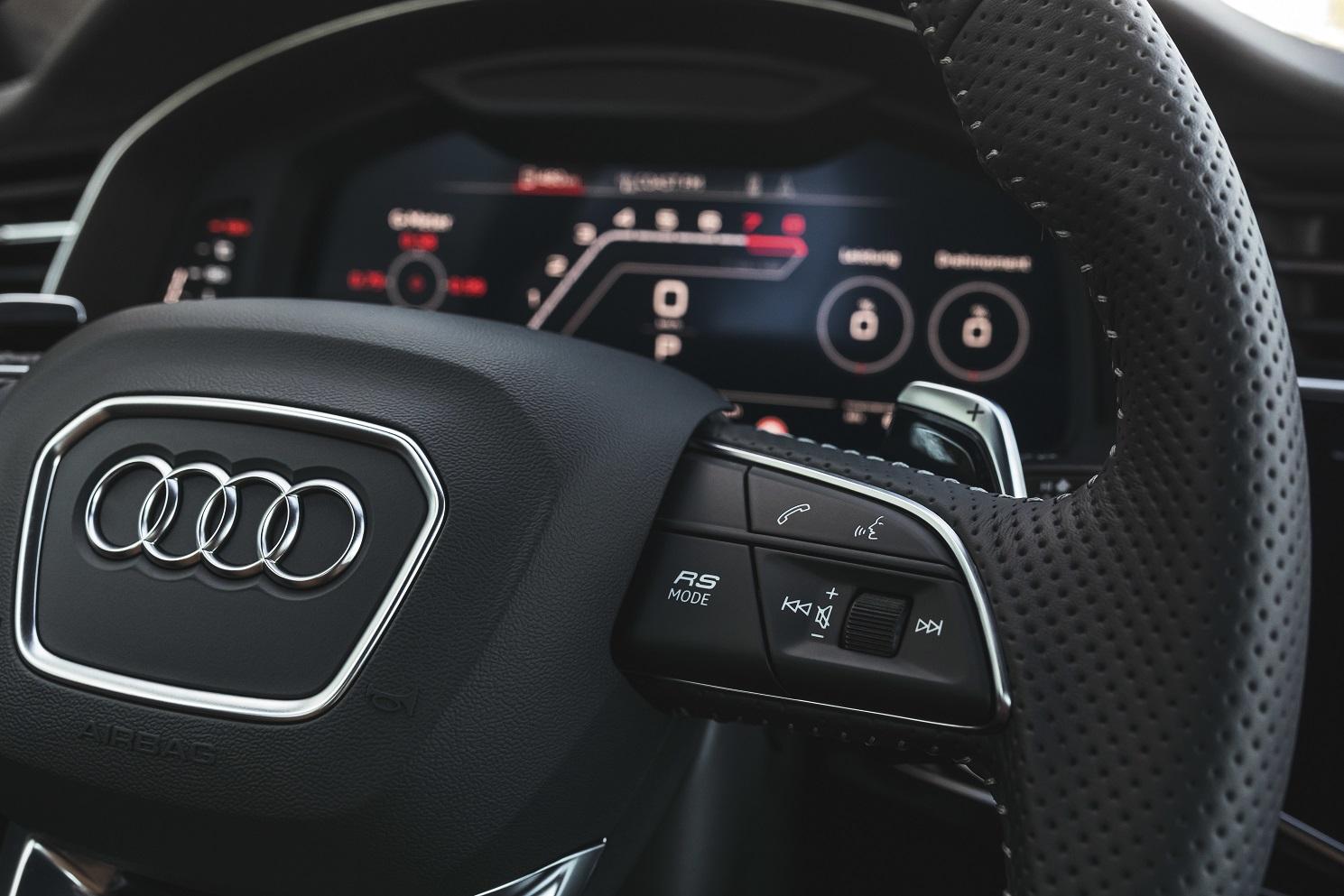 Audi RS Q8 2021 Reseña 8