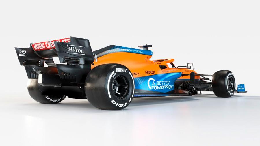 La unidad de potencial del nuevo monoplaza de McLaren fue fabricada por Mercedes